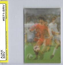 Johan Cruyff Ajax 1972- SRV Card 3D