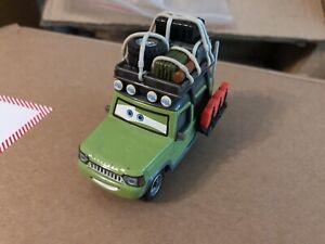 Disney Pixar Cars Cancelled Unreleased Cars