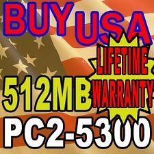 512 Foxconn 520A 560A 6100M2MA-RS2H A78AX-K Memory Ram