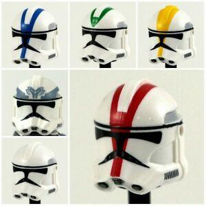 Custom RP2 CLONE HELMET for Star Wars Minifigures -Pick Style!- CAC