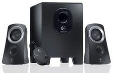 Logitech Z313 2.1 PC Speaker System (IL/RT5-980-000382-UA)