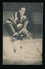 1952-53 St Lawrence Sales (QSHL) #61 LEO GRAVELLE (Ottawa) -Canadiens, Red Wings