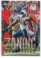 2013 Elite Zoning Commision Red 1 Arian Foster 12/25