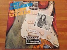 RORY GALLAGHER - 1975 Vinyl 33rpm LP - AGAINST THE GRAIN
