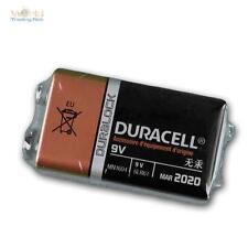 9-Volt-Block 6LR61 MN1604 Batterie DURACELL PLUS OEM-Version, Blockbatterie 9V