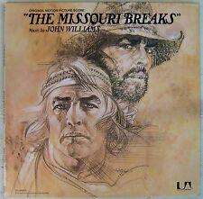 Missouri Breaks 33 tours Brando Nicholson John Williams 1976