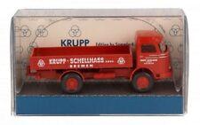 """Wiking Special Edition: Mercedes-Benz LP 911 prischen-lkw """" krupp-schellhass """""""