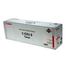 TONER MAGENTA C-EXV8 CLC3200 IRC3200 7627A002 CANON ORIGINALE