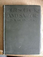 More details for our soldiers and sailors, empires defenders in war and peace by harry golding