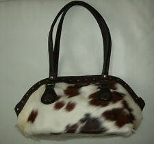 Country Style Fell Handtasche aus Amerika - 40 x 18 x 14 cm - Top Zustand