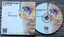 STEVE BUG / A POKER FLAT SELECTION - CD (printed in Greece 2003) RARE !!!