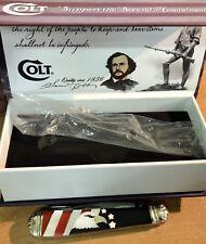Samuel Colt 2nd Amendment Trapper CT713 Knife
