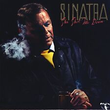 FRANK SINATRA She Shot Me Down 2010 9-track remastered CD album NEW/UNPLAYED