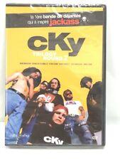 cky trilogy round 2 dvd neuf sous blister