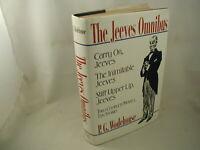 P G Wodehouse The Jeeves Omnibus Classic British Humor