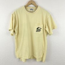 New listing Vintage 1990's Parasport Surf Gear Neon Single Stitch T-Shirt Size L Skate Tee