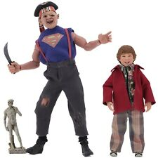 "NECA The Goonies Sloth & Chunk 8"" Scale Clothed Action Figure Two-Pack"