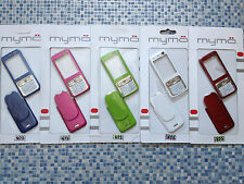 Mobile Phone Fascia / Housing / Cover & Keypad For Nokia N73 - 5 Colour Choices