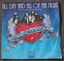 Stone City Band, all day and all of the night, SP - 45 tours