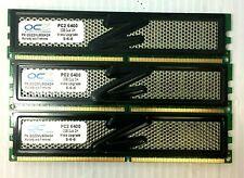 6GB OCZ OCZ2VU8004GK 3x2GB PC2-6400 800MHz