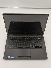 Dell Laptop Latitude E7470 Core i7-6600U 1TB SSD 16GB RAM Webcam Touchscreen