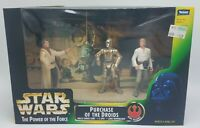 Star Wars The Power of the Force Purchase of the Droids A New Hope UNOPENED NEW