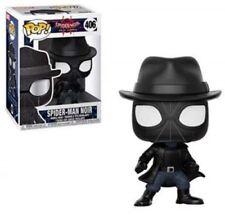 Funko - POP Marvel: Animated Spider-Man - SpiderMan Noir w/ Hat Brand New In Box