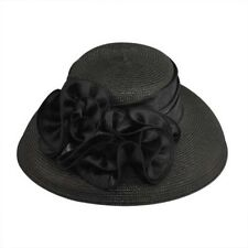 Betmar-Plaza Suite Bexley Hat-Black Hat-1SFM-NWT