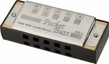 TOMBO Pocket Bass harmonica 1160 with Tracking# New from Japan