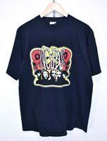 INCUBUS BAND EUROPEAN TOUR 2004 Rare Rock vintage T shirt T-Shirt Tshirt size XL