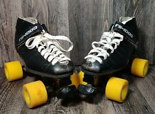 RIEDELL Vintage USA Rs-1000 Speed Roller Skates Women's size 6.5 or 7.