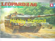 Tamiya 1/35 LEOPARD 2 A6  Geman Modern Main Battle Tank Static Kit  # 35271