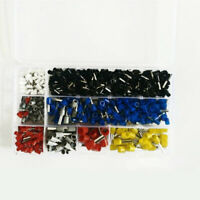 685Pcs Insulated Cord End Terminal Bootlace Cooper Ferrules Wire Kit Set Hot