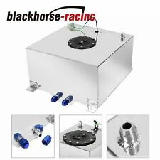 15 Gallon 57 Liter Aluminum Fuel Cell Gas Tank & Level Sender Racing/Drifting