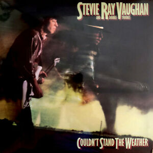 Stevie Ray Vaughan & Double Trouble - Couldn't Stand The Weather (CD 1984)