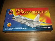 Airfix - BAC FULMINE F3 Kit di costruzione - 1:72