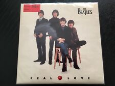"The Beatles  Real Love  UK Single 7"" Vinilo  Vinyl"