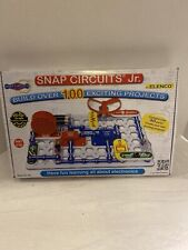 Snap Circuits Jr 100 Electronic Projects SC-100 By ELENCO