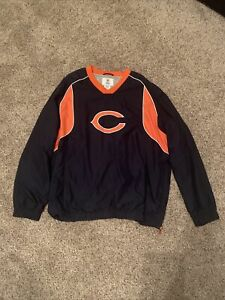 Adult XL NFL Team Apparel Chicago Bears Pullover