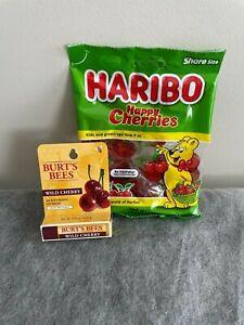 Wild Cherry Gift Pack -Burt's Bees