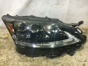 Lexus LS460 LS600 F Sports Original Option Full LED Right Side Front Headlight