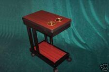 Custom Poker Table Drink Carts / Beverage Carts Custom