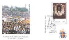 Poland 1995 Jan Paweł II papież John Paul pope papa (95/2)