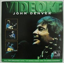 JOHN DENVER all the Greatest Hits 14 Songs Video Concert  Live Laserdisc Karaoke
