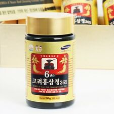 Korean Red Ginseng Extract Gold 6Years Saponin Panax 240g(8.5oz) 1ea 100% Pure