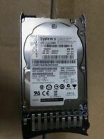 """IBM 42D0637 42D0638 42D0639 42D0641 300GB 10K RPM 2.5"""" SAS Hard Drive"""