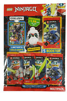 Lego® Ninjago™ Serie 5 Trading Card Game -  Multipack mit LE8 Overlord