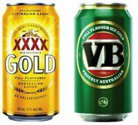XXXX Gold Beer Can VB Beer Can  Sticker  Bar Fridge Car sticker Bumper Sticker