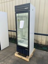 2019 Habco commercial 1 door glass refrigerator pharmacy Se-18Hc dings dents