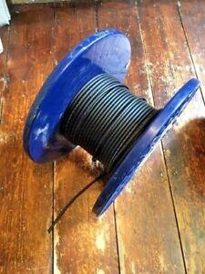 Van Damme Classic Quad Microphone Cable Black - per metre
